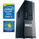 Computadora Dell Core I5 4gb Ram Monitor 17 Dispo Al Mayor