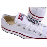Zapatos Converse Blancas All-star Chuck Taylor