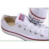Zapatos Converse Blancas All-star Chuck Taylor