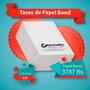 Tacos De Papel Bond O Imprenta