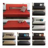 Sofa Cama Matrimonial Bipiel  Fabricant/tienda Av Victoria+