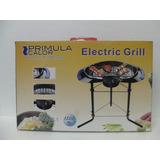 Parrillera Grill Electrico Con Patas Primula. Somos Tienda