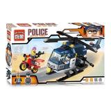 Lego Armables Policias 157 Pcs