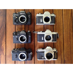Camaras Fotograficas Analogicas Rollo Antiguas