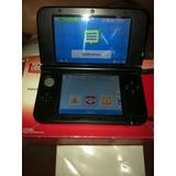 Nintendo 3ds Xl Casi  Nuevo Con Caja Original