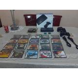 Playstation 2 Como Nuevo Con Una Gran Variedad De Accesorios