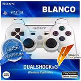 Control Blanco Inalambrico Sony Playstation 3 Ps3 Original P