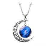 Collar Luna Galaxia Soy Luna Moon Mujer Game Of Thrones