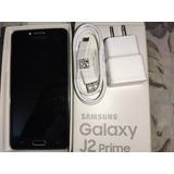 Samsung J2 Prime 4 G Lte Como Nuevo Accesorios Originales