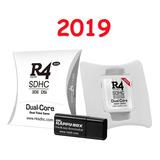 R4  3ds Dsi 2019 *original + Micro Sd 16gb Con Juegos