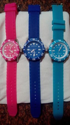 618f38c77f82 Relojes Nautica Originales