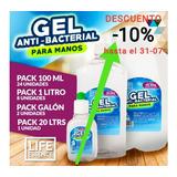 Gel Antiséptico Y Antibacterial