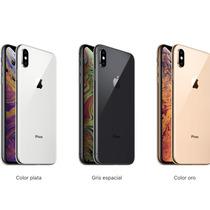 Iphone Xs Max 64/256/512gb 6.5  4gb Oled A12 Tiend Fisica