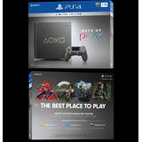 Playstation 4 Ps4 Slim 1tb Days Of Play Tienda Física 350