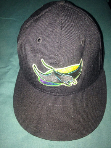 Gorra New Era Tampa Bay Devil Rays Talla 7 1 4 05515dbfedb