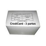 Laminas De Plastificar Credi Card 3 Partes  175 Mic. 100 Lam