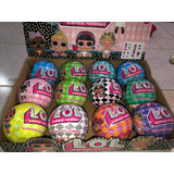 Muñeca Huevos Lol Surprise Pop Sorpresa Dentro De La Bola