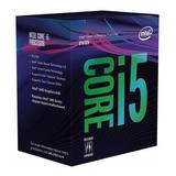 Procesador Intel Core I5 8400 Socket 1151 4.0ghz 9mb Cache