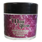 Polvo Acrilico White, Clear Cover Max Glow Manicure Al Mayor