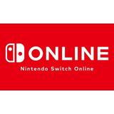 Membresía Nintendo Switch Online - 12 Meses