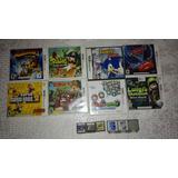 Juegos Originales Nintendo Dsi Xl 3d Y Ds Casi Nuevos