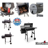 Parrillera Char Broil Serie 300 Grill, Smoke Bbq