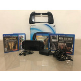 Playstation Psvita Sony + 5 Juegos