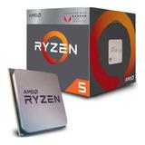 Procesador Amd Ryzen 5 2400g Graficos Vega 11 3.9ghz Max