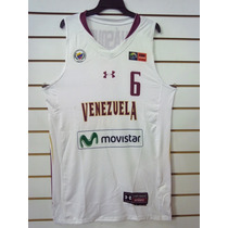Franelilla Franela Selec Venezuela Under Armour Baloncesto S