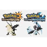 Pokemon Ultramoon/ultrasun Edicion Digital 3ds