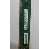 Memoria Ram Ddr3 4gb Pc3 1600/12800 Como Nuevas