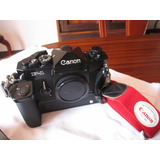 Camara Canon F1 Con Power Finder