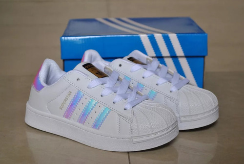 f37f87a72 Sneakers BB2872 Zapatillas Adidas Superstar Blanco Y Dorado Nina zapatillas adidas  superstar nina talla 35