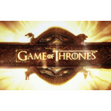 Juego De Tronos / Game Of Thrones - Todas Las Temporadas Hd