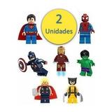 Juguete Lego Armable Super Heroes Varios Modelo Somos Tienda