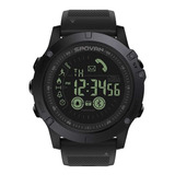 Reloj Táctico Inteligente Spovan Smartwatch Bluetooth Milita