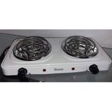 Cocina Eléctrica  2 Hornillas 110v Nueva - Tienda