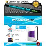Licencia 100% Original Windows 10 Pro Juridico   Facturamos