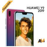 Huawei Y9 2019- 64gb- 4 Cámaras- Garantia - Tienda Fisica