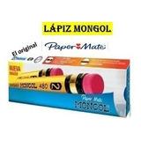 Lapiz Mongol Original Tienda Fisica Amarillo Precio Por 6 Ca