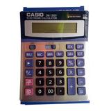 Calculadora Casio Dm 1200v Batería Solar 12 Dígitos Jumbo
