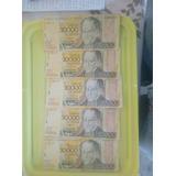 Billetes De 20000 Bolívares Antiguos. 5 U$a