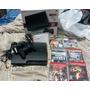 Playstation 3 Ps3 Slim Con 6 Juegos. Como Nuevo Sin Detalles