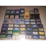 Juegos Game Boy Pokemon Yellow Blue Silver Mega Man Y Mas