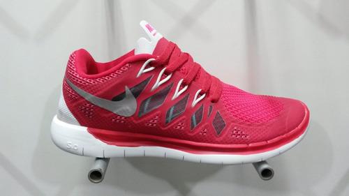 Nuevos Zapatos Nike Free Run 5.0 Para Damas 36-40 Eur 9ed0991e223de