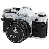 Cámara Fotográfica Canon Mod. Ae-1