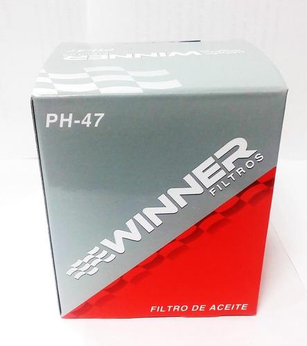 Filtro De Aceite Aveo  Optra  Corsa  Palio Pf47e Ml-3387