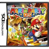 [ Juego Original Mario Party, Para Consolas Ds Y 3ds ]