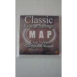Juego De Cuerdas Para Guitarra  Clasica Marca  Map