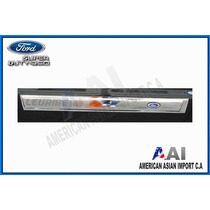 Sobre Platina Lateral Abs / Ford Superduty F350